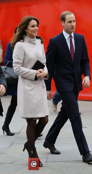 Prince William, Duke, Cambridge, Catherine, Duchess, Kings Cross, Peterborough and Peterborough City Hospital. It