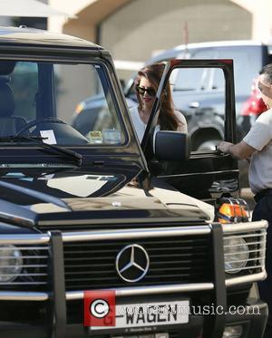 Katherine Schwarzenegger, Barneys New York and Beverly Hills
