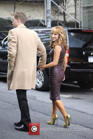 Kathy Griffin, Letterman Show and New York