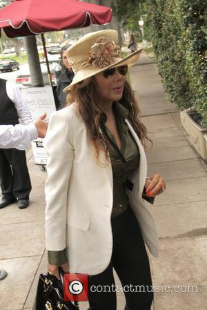 LaToya Jackson  Celebrities arrive at the Birthday Party at Il Cielo in Hollywood Los Angeles, California - 16.03.12