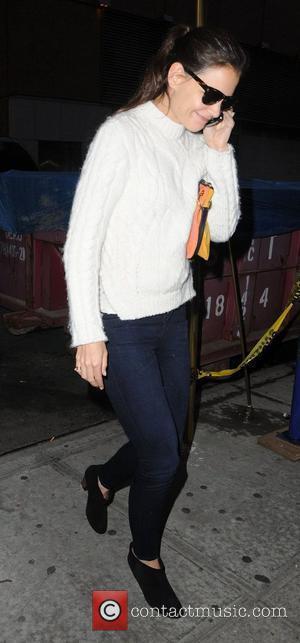 Katie Holmes And Nicole Kidman Narrowly Avoid Run-in