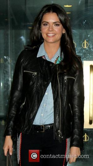 Katie Lee  at the 'Today' show studios in New York City New York, USA - 23.11.12