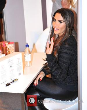 Katie Price, Girls Day Out, Glasgow. She and London Perfume Company