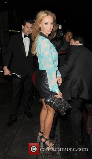 Lauren Pope and Grosvenor House