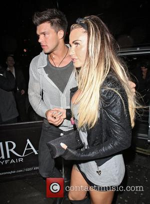 Katie Price and Aura Nightclub