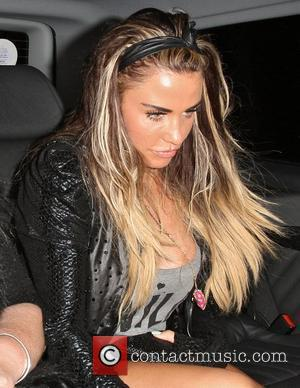 Katie Price and Aura Nightclub