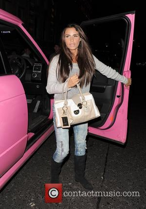 Katie Price and X Factor