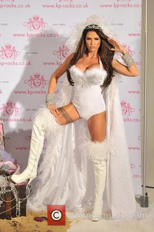 Katie Price  Launches KP Rocks at the Worx Studios. London, England - 07.11.12