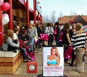 Atmosphere and Katie Price