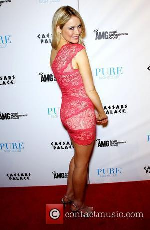 Katrina Bowden and Caesars Palace