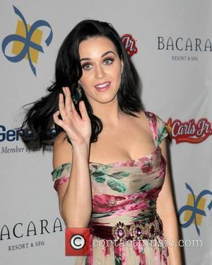 Katy Perry attends The Dream Foundation's 11th Annual Celebration of Dreams Gala at The Bacara Resort & Spa in Santa...
