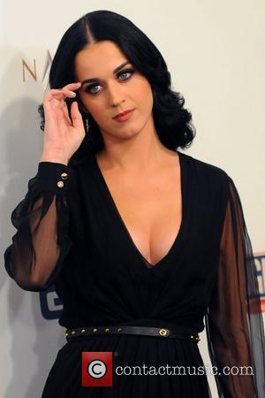 Katy Perry Fails To Come Up With Original Fancy Dress Outfit