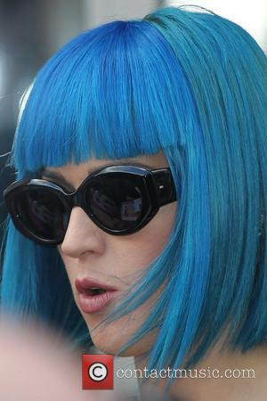 Katy Perry leaves the Maida Vale studios after performing in the BBC Radio 1 Live Lounge London, England - 19.03.12