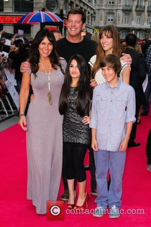 Linda Lusardi UK premiere of Katy Perry Part of Me - Arrivals London, England - 03.07.12