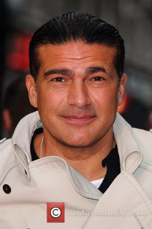 Tamer Hassan UK premiere of Katy Perry Part of Me - Arrivals London, England - 03.07.12