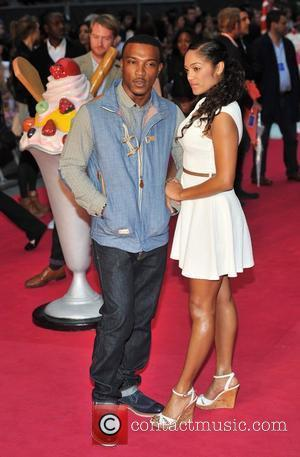 Ashley Walters and Guest UK premiere of Katy Perry Part of Me - Arrivals London, England - 03.07.12