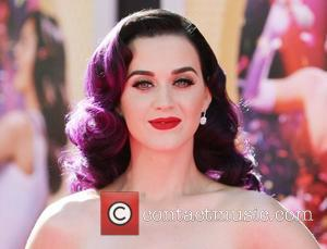 Katy Perry and Grauman's Chinese Theatre