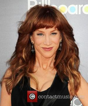 Kathy Griffin and Grauman's Chinese Theatre