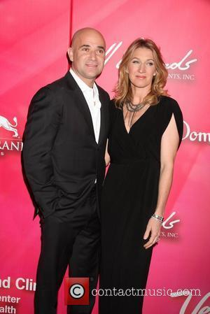 Elton John Serves Up $1 Million To Charity After Tennis Tournament