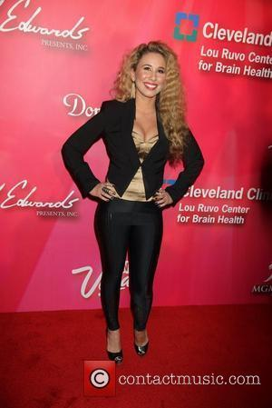 Haley Reinhart Keep Memory Alive 'Power of Love Gala' at MGM Grand Garden Arena at MGM Grand Resort and Casino...