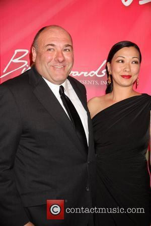James Gandolfini, Deborah Lin Keep Memory Alive 'Power of Love Gala' at MGM Grand Garden Arena at MGM Grand Resort...