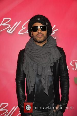 Lenny Kravitz Keep Memory Alive 'Power of Love Gala' at MGM Grand Garden Arena at MGM Grand Resort and Casino...