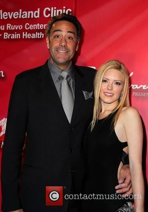 Brad Garrett and guest  'Keep Memory Alive' Gala held at the MGM Grand Garden Arena - arrivals Las Vegas,...