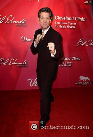 Chris Isaak 'Keep Memory Alive' Gala held at the MGM Grand Garden Arena - arrivals Las Vegas, Nevada - 18.02.12