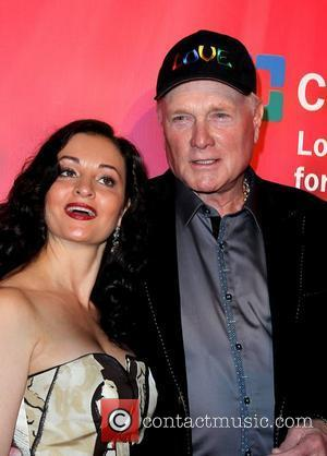 Mike Love and guest 'Keep Memory Alive' Gala held at the MGM Grand Garden Arena - arrivals Las Vegas, Nevada...