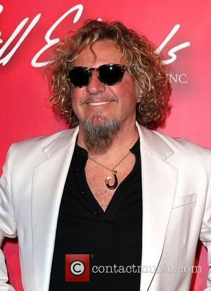 Sammy Hagar 'Keep Memory Alive' Gala held at the MGM Grand Garden Arena - arrivals Las Vegas, Nevada - 18.02.12