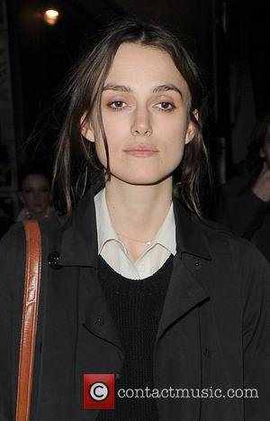 Keira Knightley Emotional During Chad Charity Trip