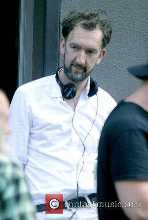 Director John Carney filming on the set of her new movie 'Can A Song Save Your Life?' in the West...