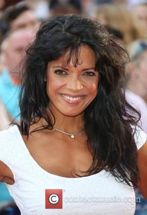 Jenny Powell The World premiere of Keith Lemon the Film held at the Odeon West End - Arrivals London, England...