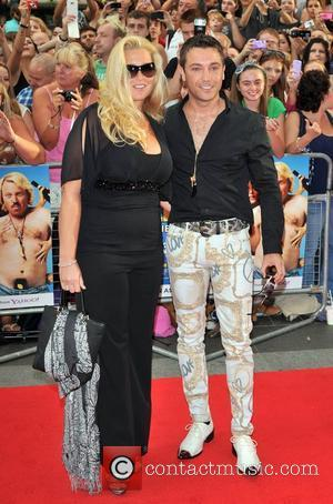 Gino D'Acampo 'Keith Lemon the Film' World premiere held at the Odeon West End - Arrivals. London, England - 20.08.12