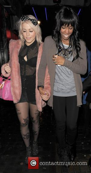 The X Factor, Amelia Lily, Kelly Rowland and x factor