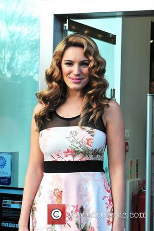 Kelly Brook and New Look