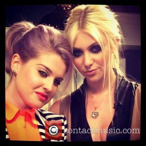Kelly Osbourne and Taylor Momsen