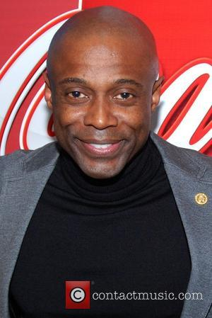 Kem aka Kem Owens performs at the V103 Chicago Coca Cola Lounge during his promotional tour for 'What Christmas Means'...