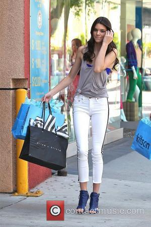 Kendall and Kylie Jenner  seen out shopping on Robertson Boulevard Los Angeles, California - 14.06.12