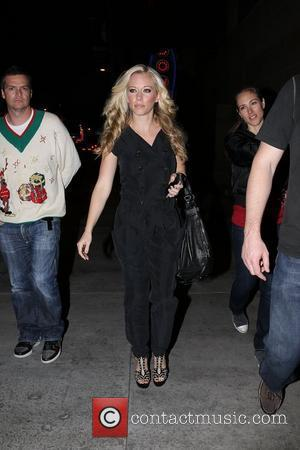 Kendra Wilkinson leaving a party at a friends house in Studio City Studio City, California - 04.01.12