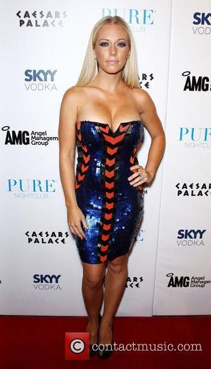 Kendra Wilkinson-Baskett  Kendra Wilkinson-Baskett celebrates her birthday at Pure Nightclub at Caesars Palace Resort and Casino  Las Vegas,...