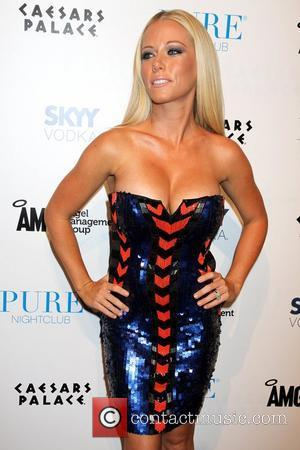 Kendra Wilkinson-Baskett  celebrates her birthday at Pure Nightclub at Caesars Palace Resort and Casino Las Vegas, Nevada - 22.06.12