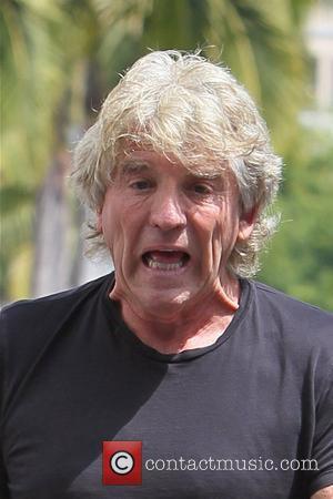 Kenneth Todd, husband of 'Real Housewives' Star Lisa Vanderpump seen heading back to his car. Los Angeles, California - 04.06.12