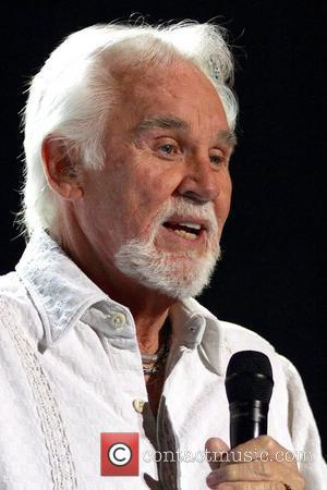 Kenny Rogers performing at the Entertainment Centre Adelaide, Australia - 30.08.12