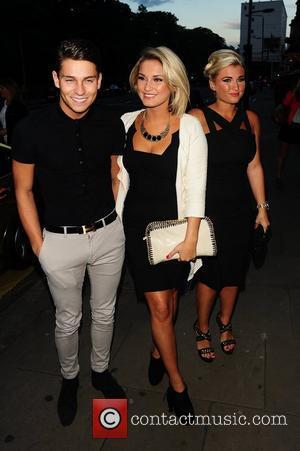 Joe Essex, Sam Faiers and Billie Faiers attend the Kensington Club launch party London, England - 20.07.12