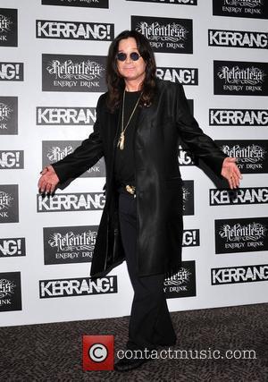 Ozzy Osbourne, Kyle Gass and Tenacious D