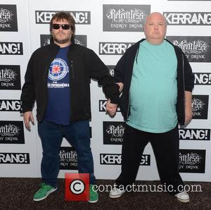 Jack Black, Kyle Gass and Tenacious D