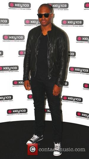 Taio Cruz Key 103 Live at Manchester Arena - Backstage Manchester, England - 22.07.12