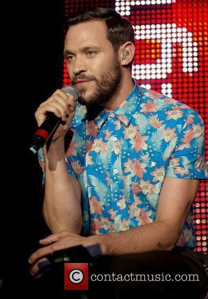 Will Young Key 103 Live at Manchester Arena - Performances Manchester, England - 22.07.12