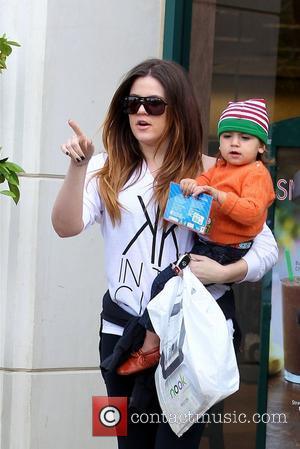 Khloe Kardashian and Mason